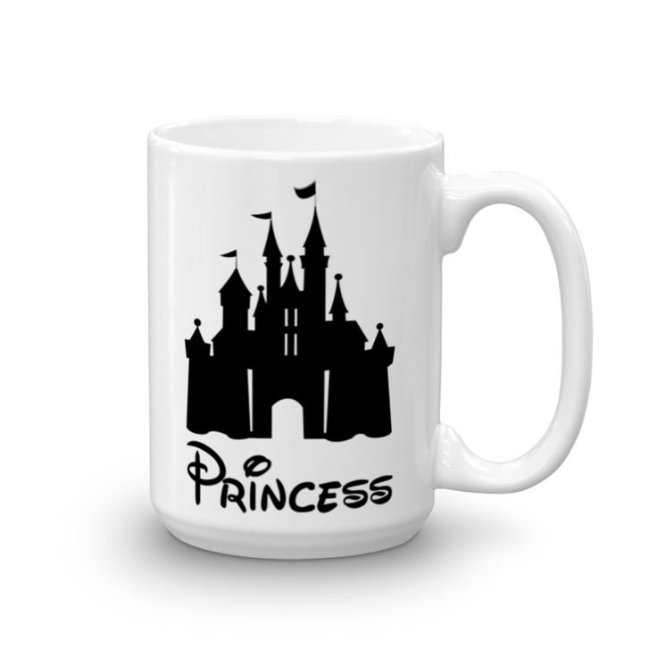 It's not easy being a princess, but hey, if the shoe fits Made and printed in the USA Ceramic Dishwasher safe Microwave safe white, glossy