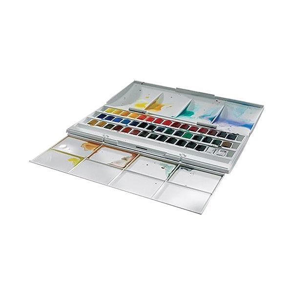 The Winsor Newton Cotman Water Colour Range Possesses Good