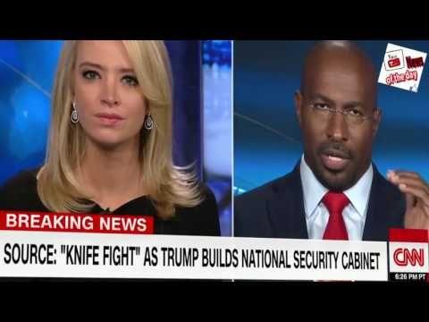 news today - CNN commentators clash over Steve Bannon appointment