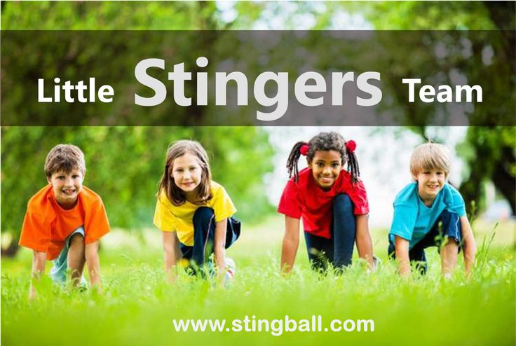 Let your kids join ''Little Stingers Team'' and keep them active, fit and sportive. The registration is going on...Call us on +44 (0)1159 674 699 for more details.  #LittleStingers #Stingball #kidsgame #fungames #uk #sports #fitness