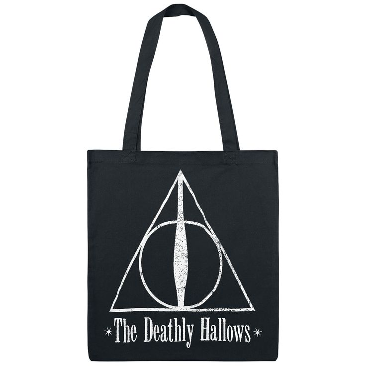 9,99e The Deathly Hallows - Kangaskassi - Harry Potter