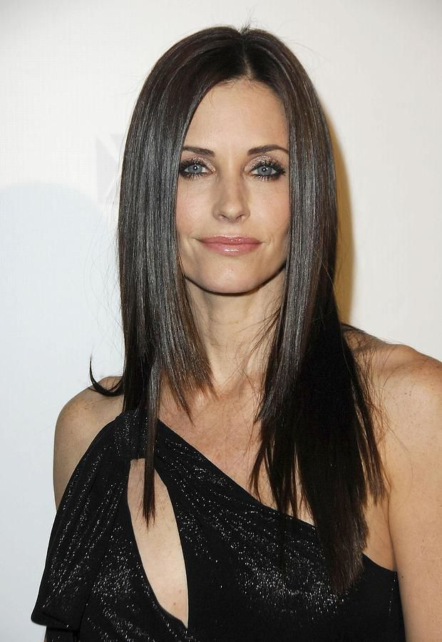 Courteney Cox At Arrivals For Fx Photograph
