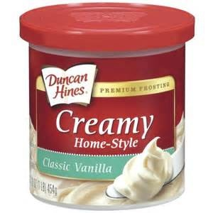 Duncan Hines Creamy Home-Style Frosting (Classic Vanilla) - Yahoo! Canada Image Search Results