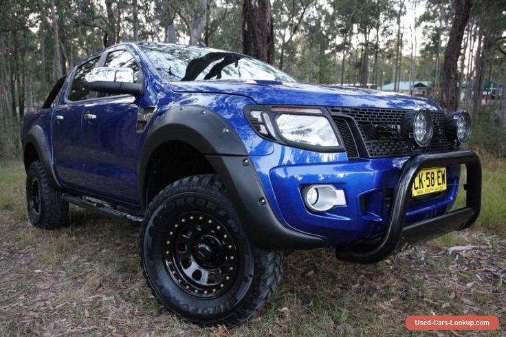 2012 Ford Ranger Raptor XLT 4x4 6 speed manual 3.2 diesel EASY FINANCE #ford #ranger #forsale #australia