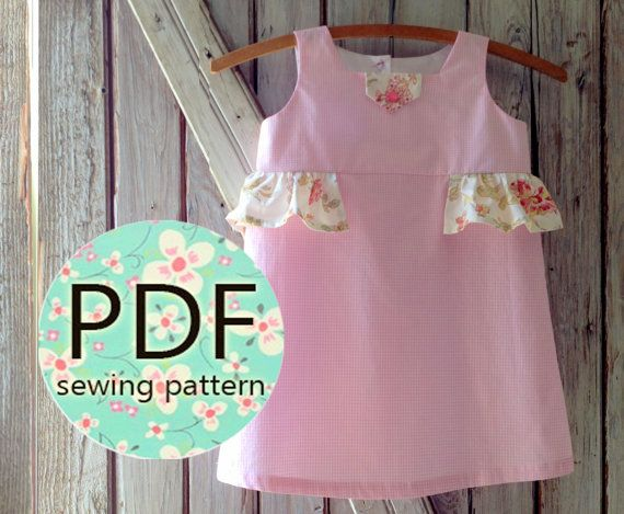 Easy Sew Sizes thru 10 included & 215 best Patterns I like! images on Pinterest | Sewing patterns ... pillowsntoast.com