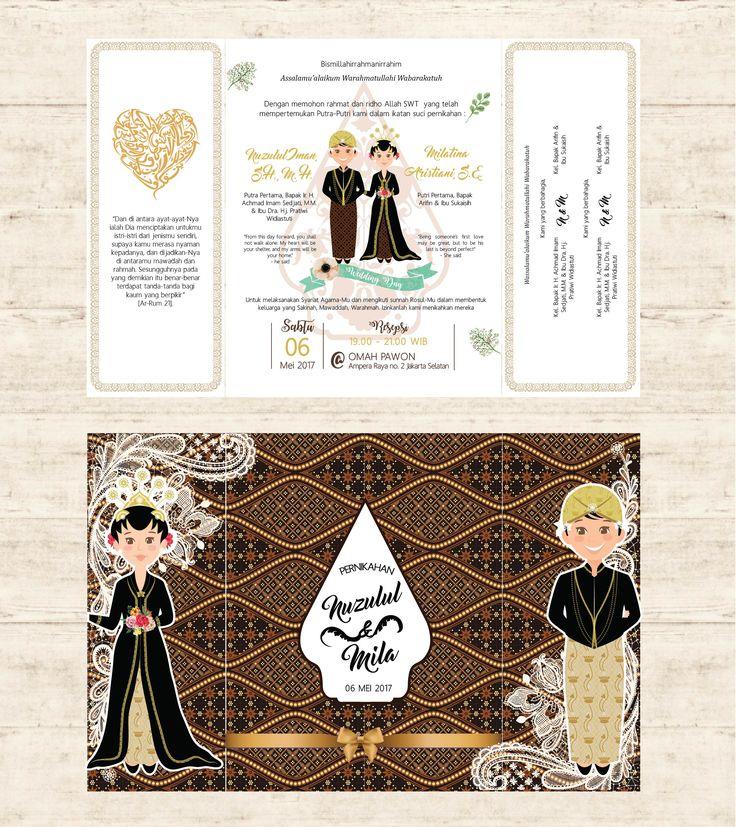 javanese wedding batik