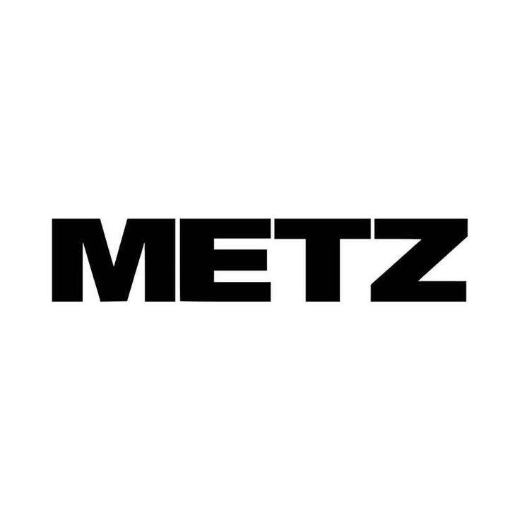 Metz Rock Band Logo Vinyl Decal Sticker  BallzBeatz . com