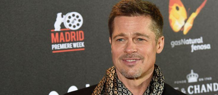 Brad Pitt a réussi, grâce à son réseau, à reprendre contact avec Jennifer Aniston - Gala