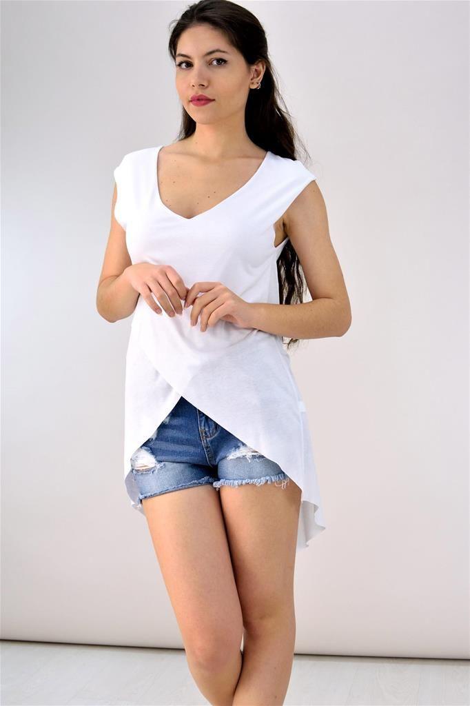 Potre – Αμάνικη μπλούζα