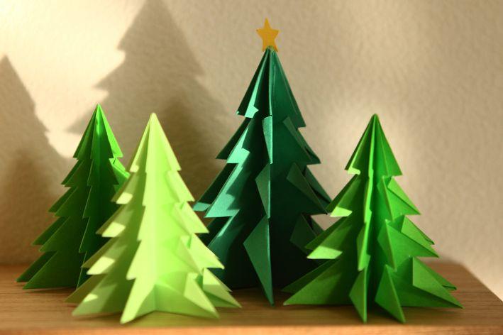 クリスマス かわいい origami