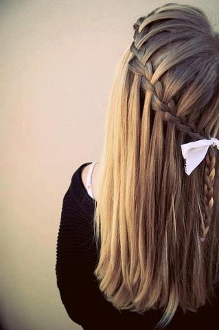 Q hermoso pelo por dios!!!!
