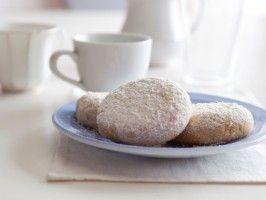 Lemon Nut Cookies from CookingChannelTV.com