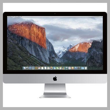 Apple - 27 Imac With Retina 5k Display - Intel Core I5 (3.2ghz) - 8gb Memory - 1tb Hard Drive - Silver - Price History