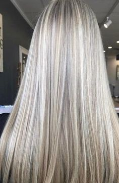 50 Lengthy Blonde Hair Colour Concepts in 2019