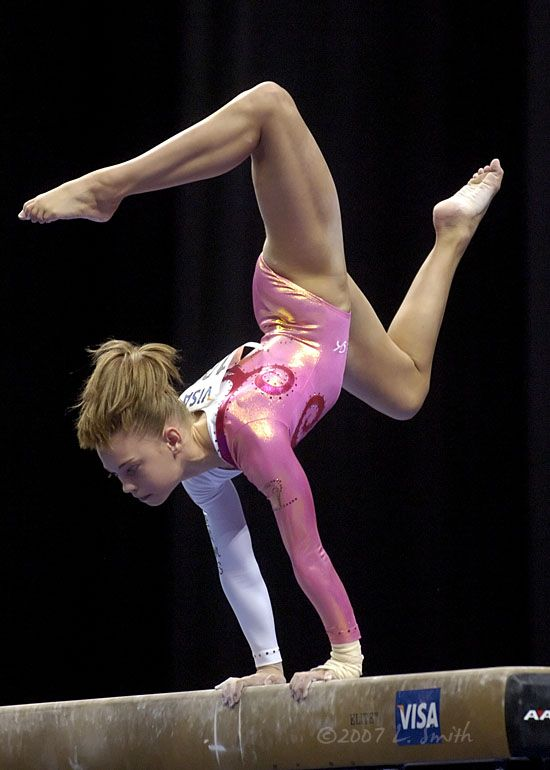 Another Shot With Great Angles And Lines Gymnastics