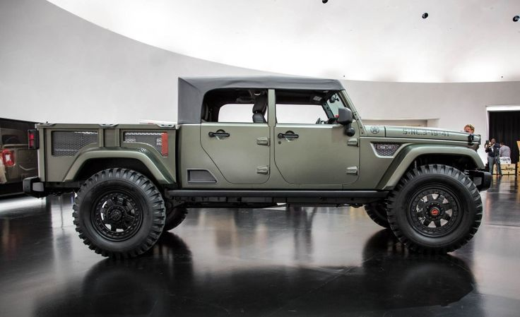 view i predict a riot jeep kaiser crew chief 715 concept shipping out to moab photos from car. Black Bedroom Furniture Sets. Home Design Ideas