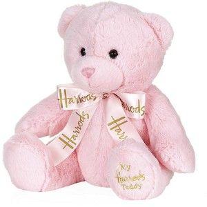 My Harrods Teddy Bear