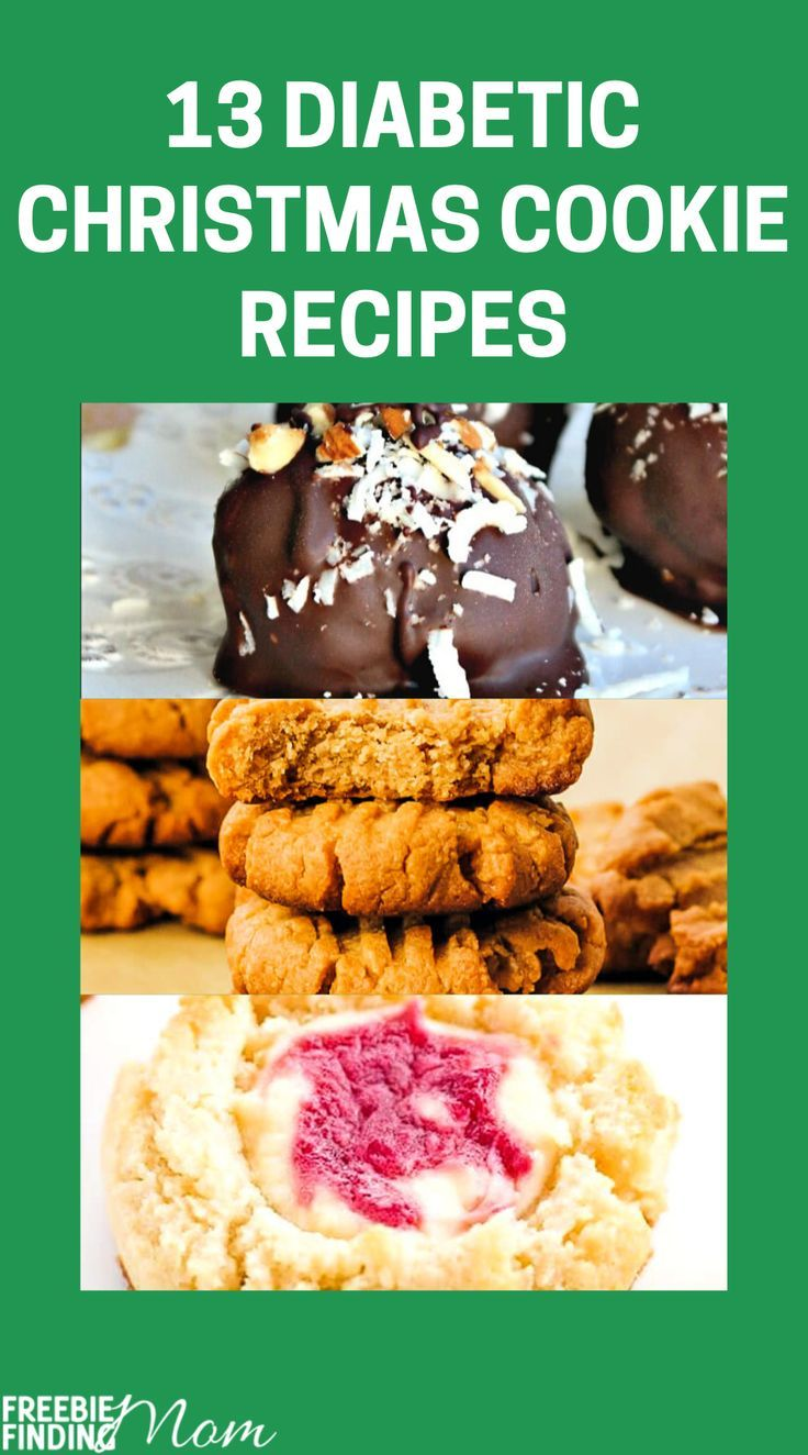 13 Diabetic Christmas Cookie Recipes Cookie Recipes Food