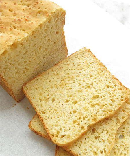 Recipe: Gluten-Free Sandwich Bread