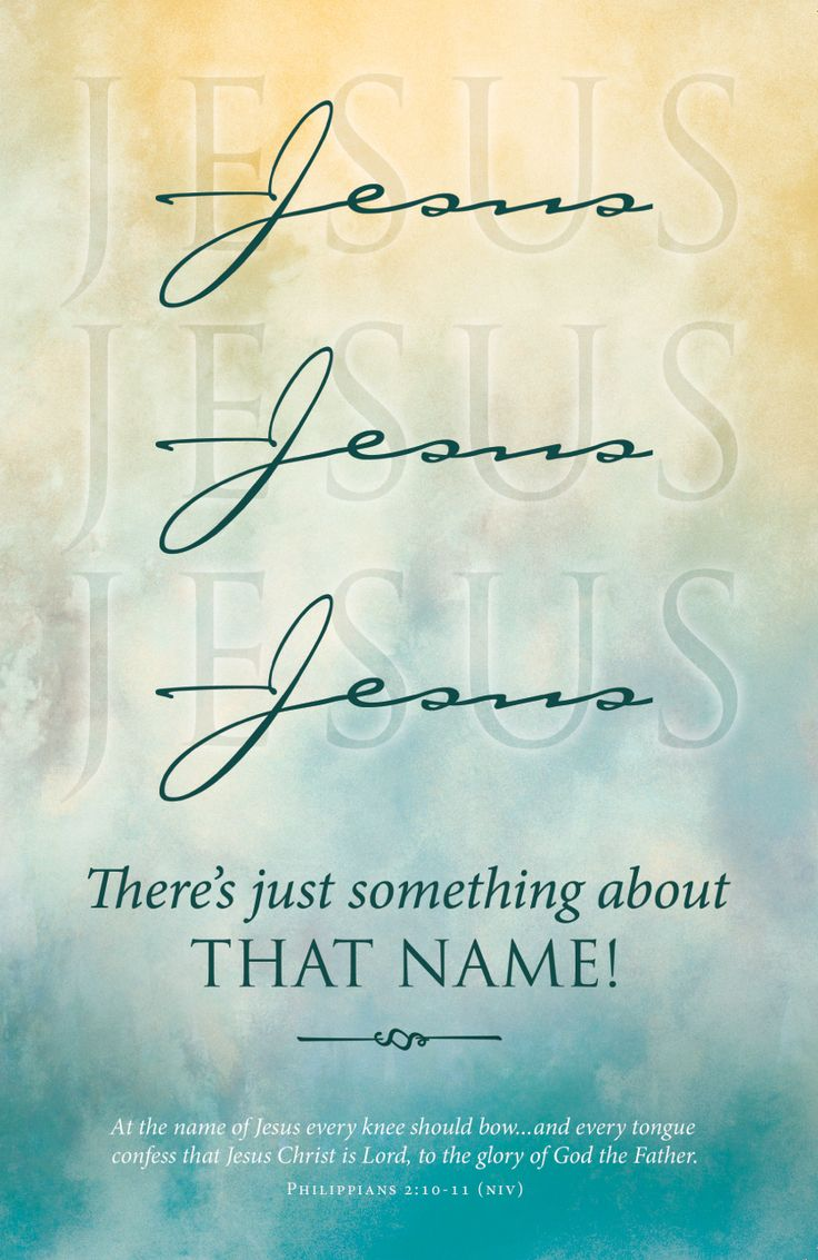 When you're having scary thoughts, are worried, scared, etc, say Jesus's name 3 times, I do this ALL the time!❤️ I love my Lord!