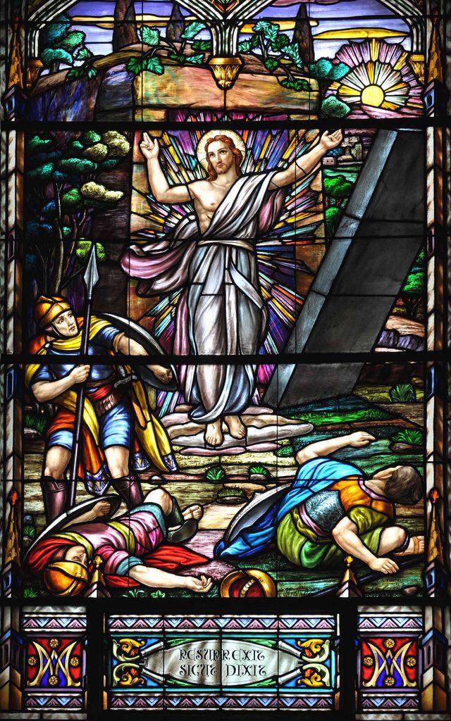 https://flic.kr/p/8EyfJi | Resurrection of Jesus | Notre Dame Catholic Cathedral Ottawa.