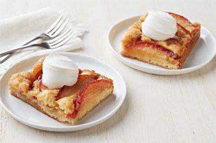 Plum Crumble Cake Recipe - Kraft Canada