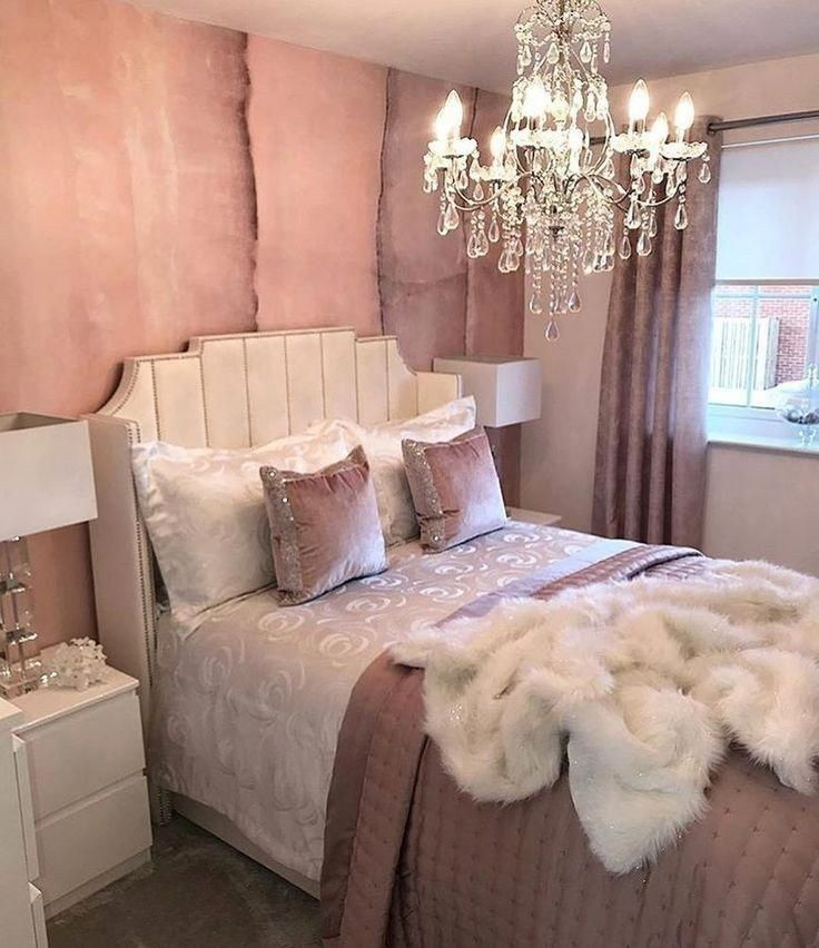35 Amazing And Inspirational Glamour Bedroom Ideas Glamourous Bedroom Bedroom Decor Home Decor Bedroom