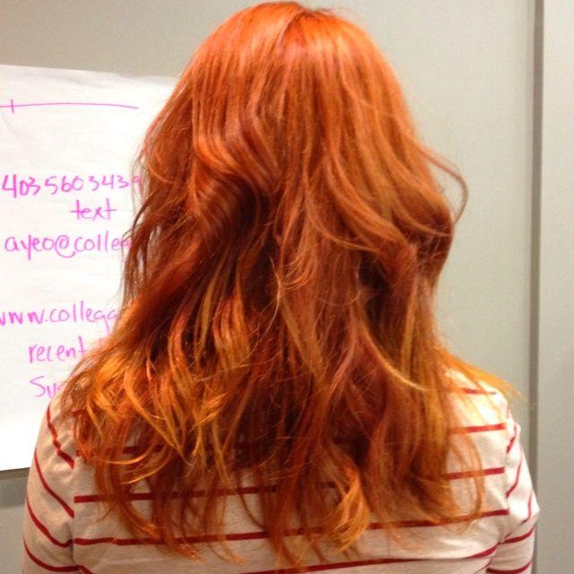 Feria Hair Color, 74 Deep Copper - Google Search