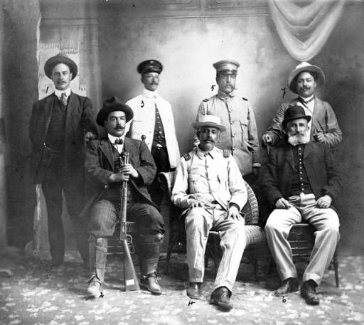 31 best calderon history behind the name images on pinterest severino calderon and other federal army officers during mexican revolution 1911 fandeluxe Images