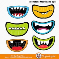 monster clip art - Google Search