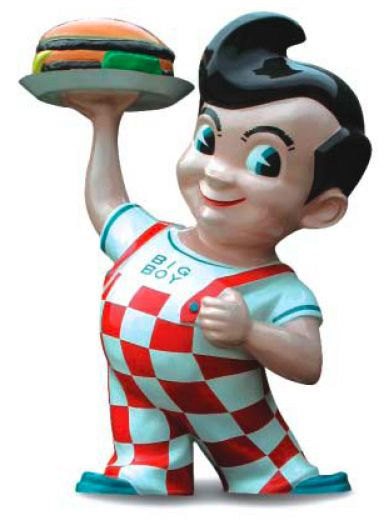 Bob's Big Boy at Prince George's Plaza in Hyattsville, Md. Long gone but certainly not forgotten.
