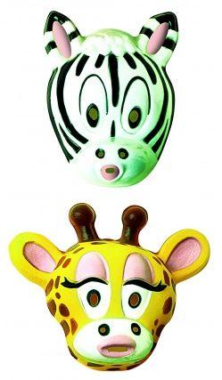 Masque Animaux - Enfant