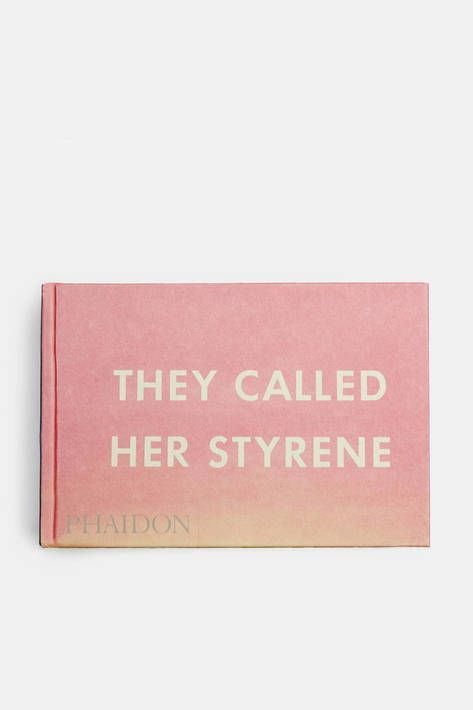 25 best art booksmagazines images on pinterest books book phaidon they called her styrene the line solutioingenieria Image collections