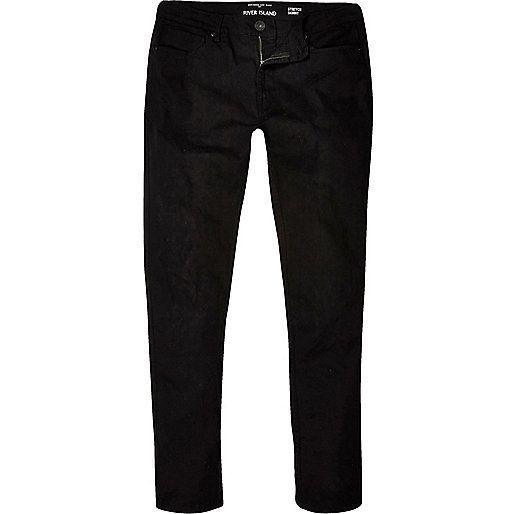 Black Sid skinny stretch jeans