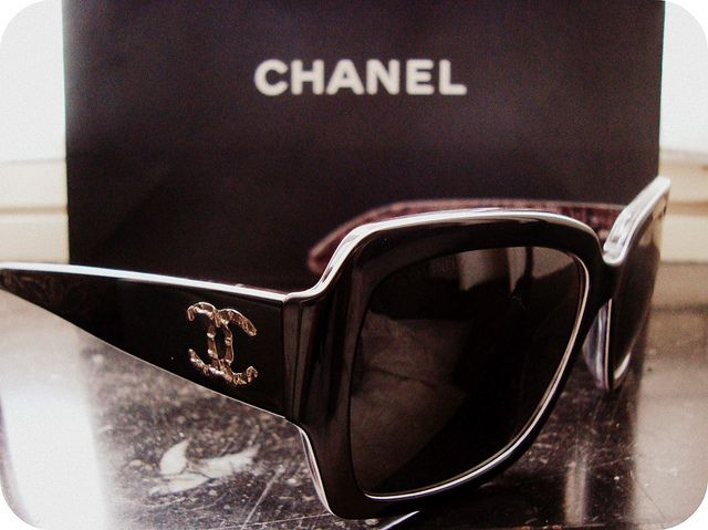 Chanel Sunglasses #wanted