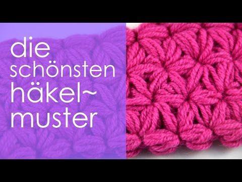 16 besten Haekelelmuster Bilder auf Pinterest | Häkeln, Stricken und ...