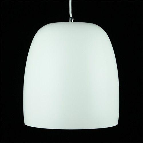 Alfred Pendant Light - Matte White   $109.00 - Milan Direct