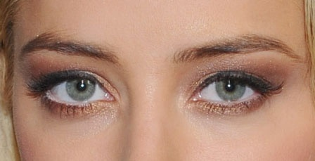 open up your eyes with a light eyeliner on the inner rims of their lower lids