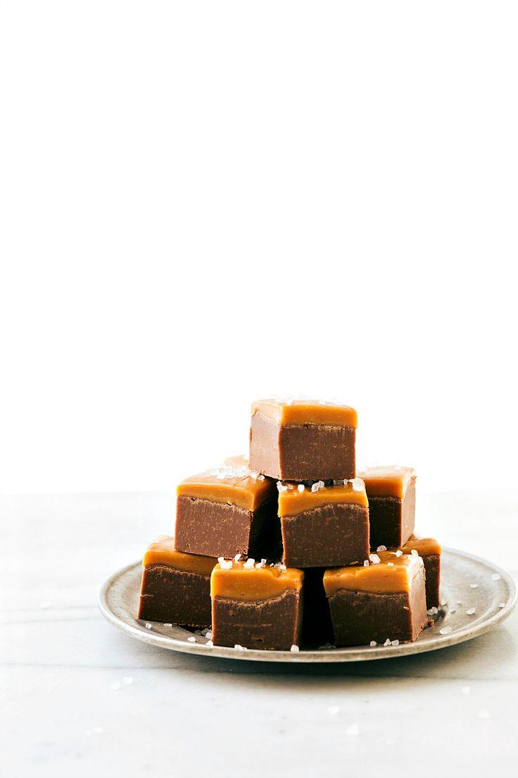 salted-caramel-chocolate-fudge-five-ingredients