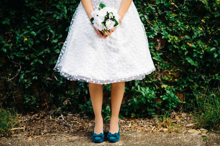 Colourful Wedding Shoot in Brisbane