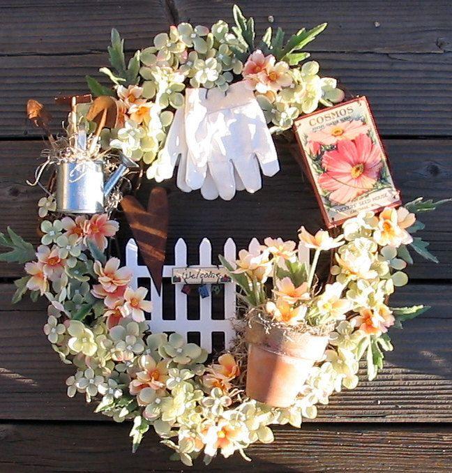 Inspiration for a custom wreath.