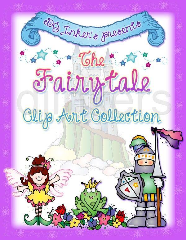 fairy tale clip art, fairytale clip art, cute princess, cute fairies, fairy dust