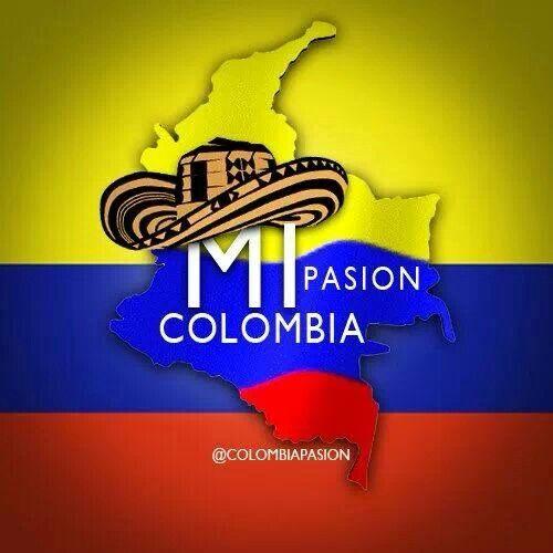 MI PASION COLOMBIA<3
