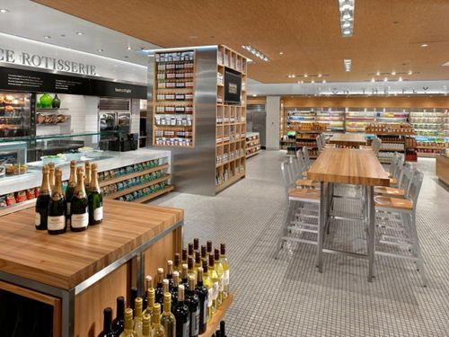 Supermarket Design | Retail Design | Shop Interiors | Napa Farm Market Design
