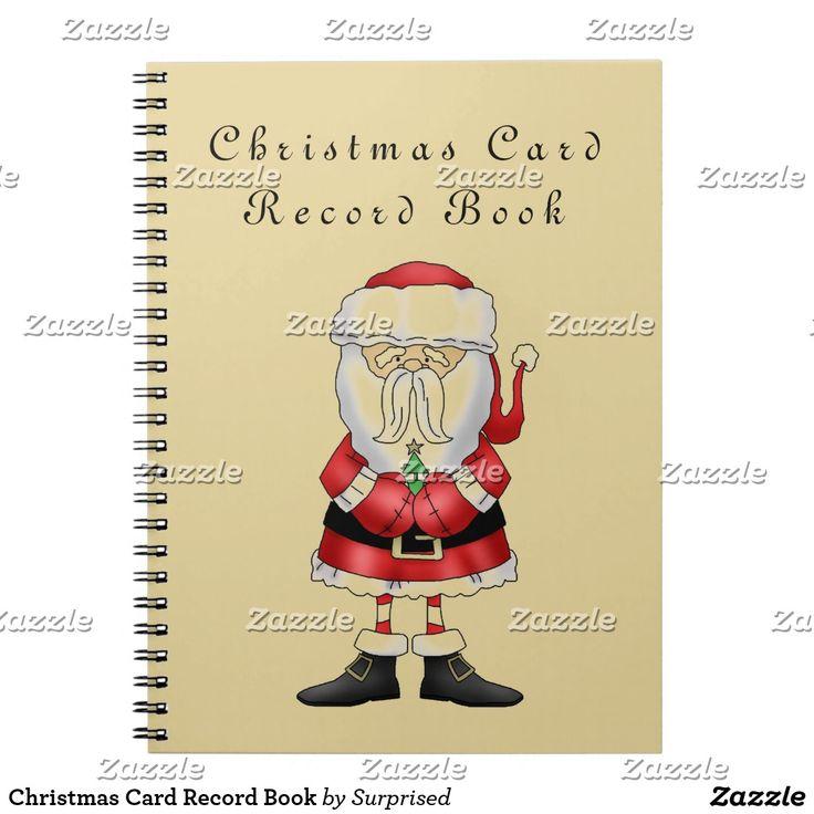 Park Art|My WordPress Blog_Miles Kimball Christmas Card Record Book