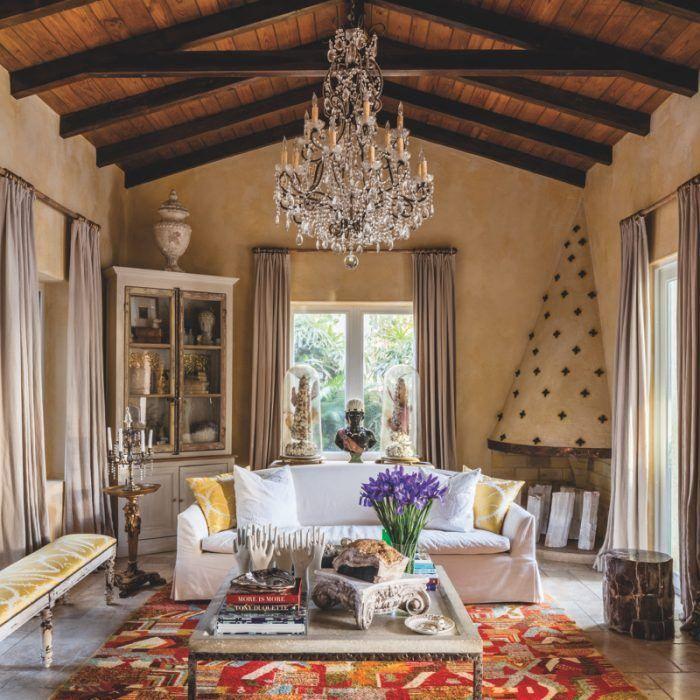 This Dreamy Miami Home Captures Venetian Glamour Luxe Interiors Design Mediterranean Decor Miami Houses Mediterranean Interior Design