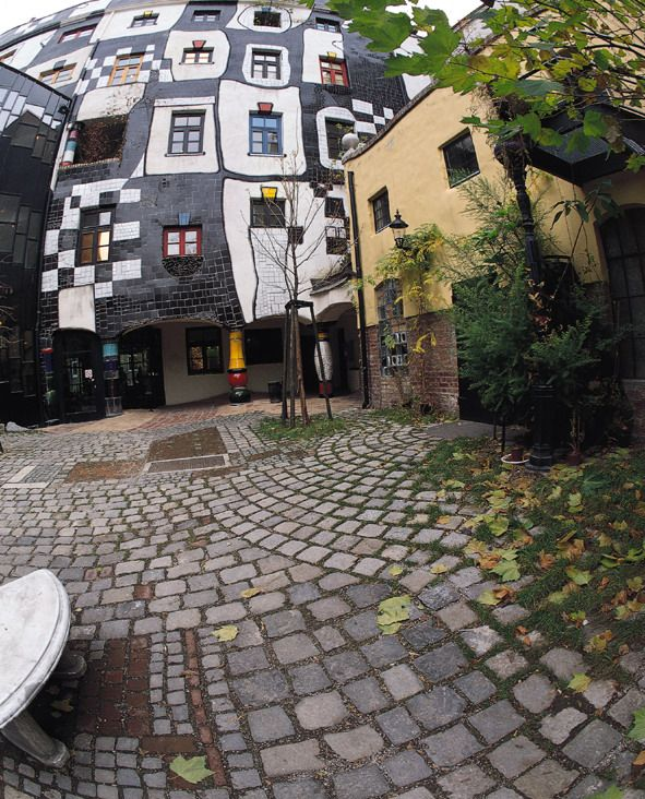 1000 Images About Hundertwasser Architect On Pinterest