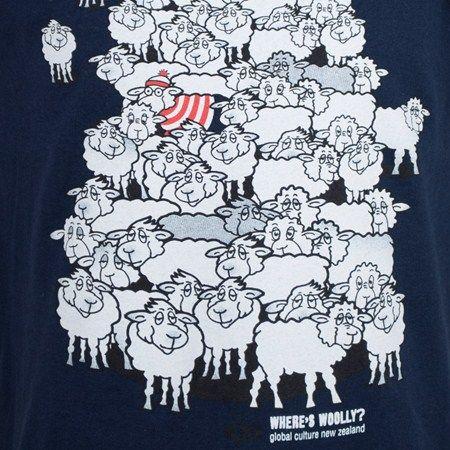 Wheres woolly kids tee - Global Culture