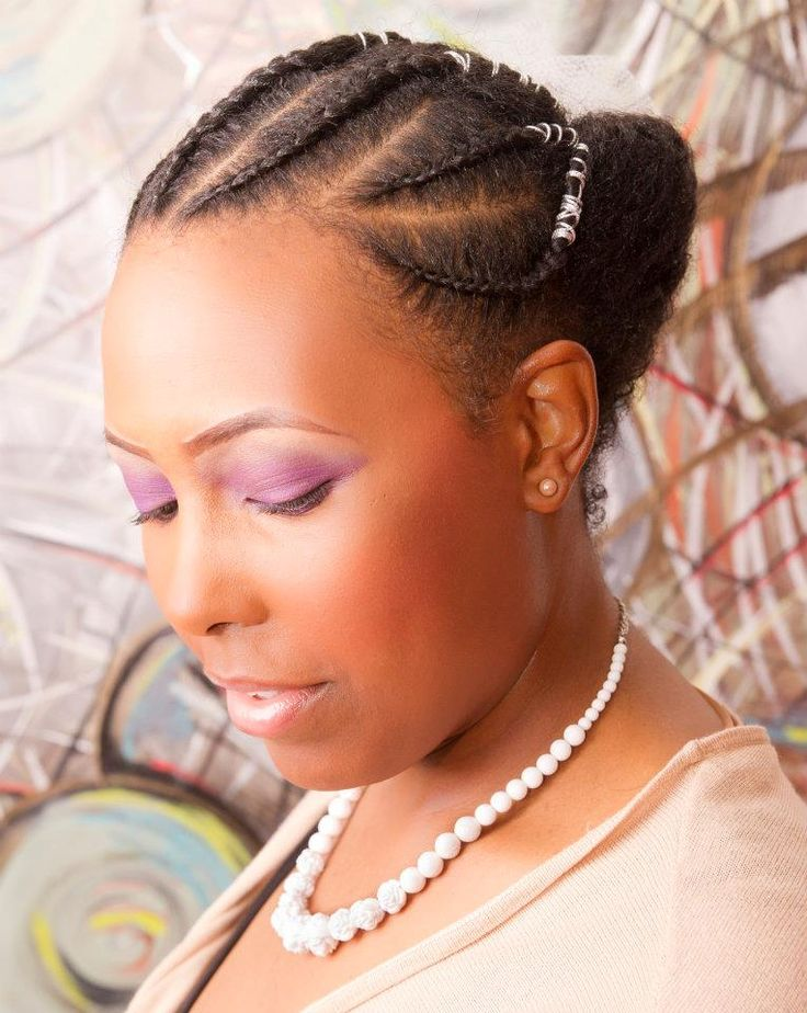 The Best Images About Natural Hair Styles On