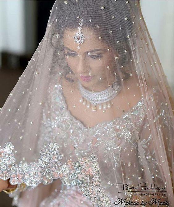 Nikaah, Pakistani bride                                                       …